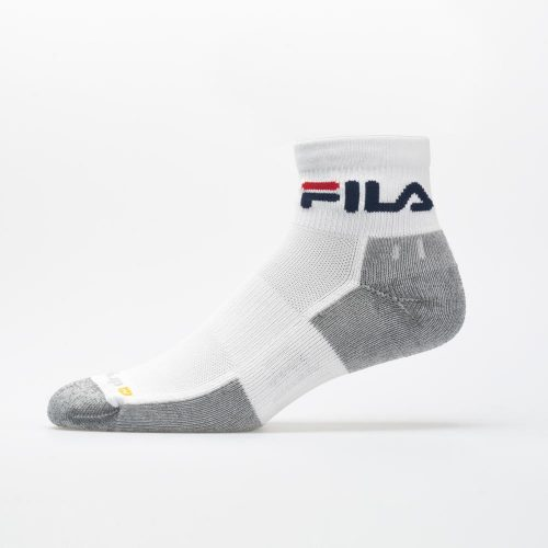 Fila Drymax Quarter Socks: Fila Socks