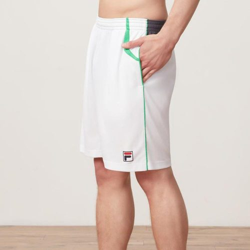 Fila Legends Shorts Fall 2018: Fila Men's Tennis Apparel