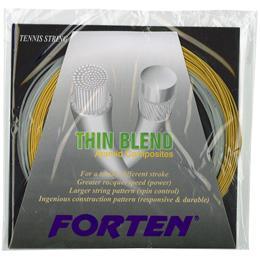 Forten Thin Blend: Forten Tennis String Packages