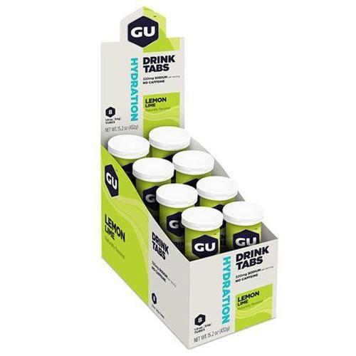 GU Hydration Drink Tabs 8 Pack: GU Nutrition