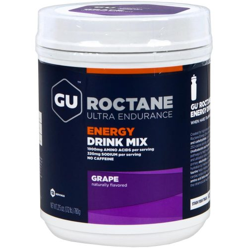 GU Roctane Energy Drink 12-Serving Tub: GU Nutrition