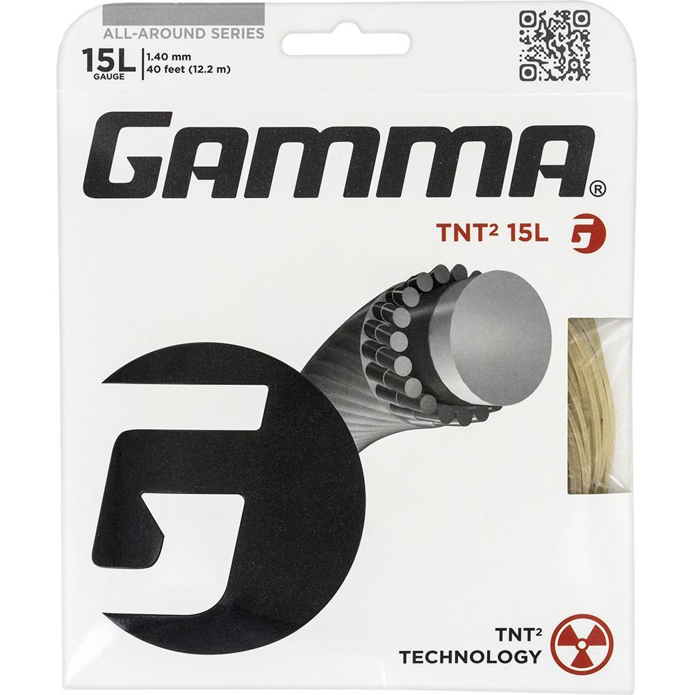 Gamma TNT2 15L: Gamma Tennis String Packages