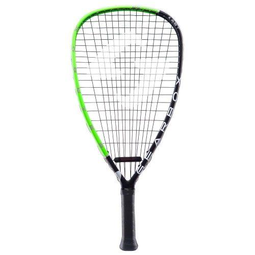 Gearbox M40 165 Teardrop Green: Gearbox Racquetball Racquets
