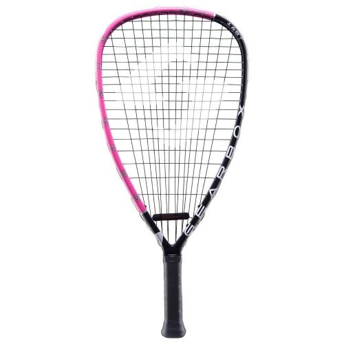 Gearbox M40 165 Teardrop Hot Pink: Gearbox Racquetball Racquets