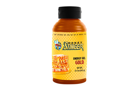 Honey Stinger Gold Bulk Classic Energy Gel - 23.1oz Bottle