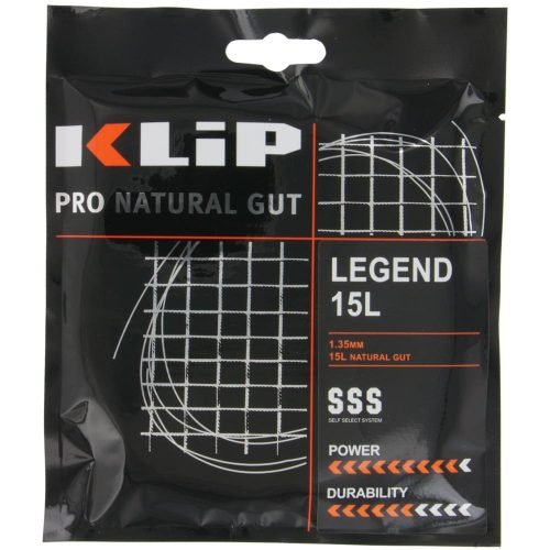 KLIP Legend Natural Gut 15L: KLiP Tennis String Packages