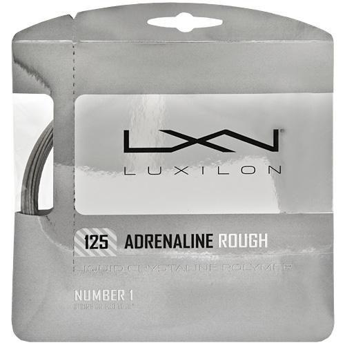 Luxilon Adrenaline Rough 16L (1.25): Luxilon Tennis String Packages