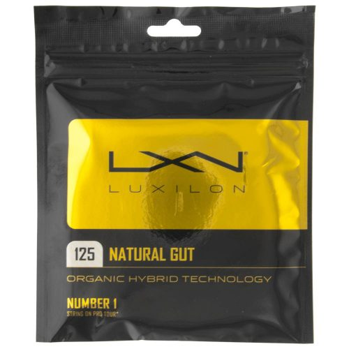 Luxilon Natural Gut 17 (1.25): Luxilon Tennis String Packages