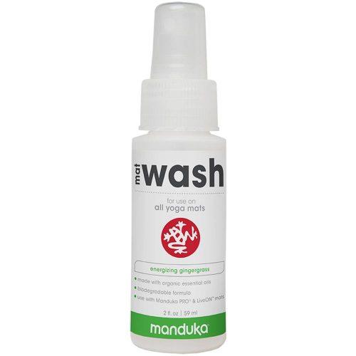 Manduka Mat Wash Renew Spray 2oz Bottle: Manduka Yoga Mats & Accessories