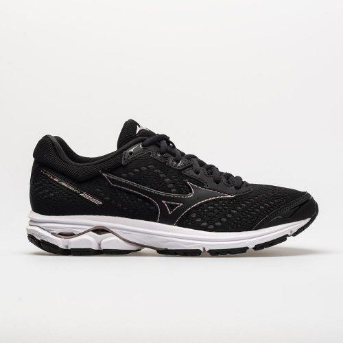 Mizuno Wave Rider 22: Mizuno Women's Running Shoes Black/Rose Gold