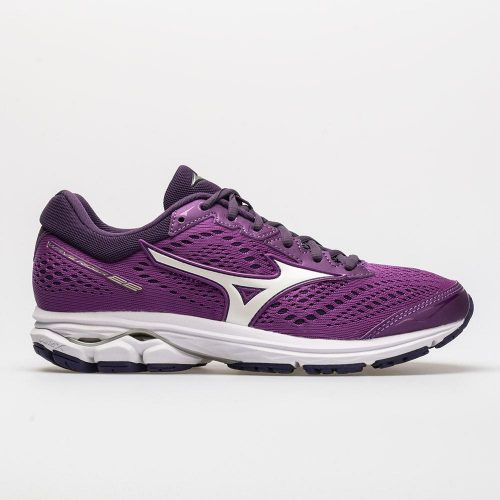 Mizuno Wave Rider 22: Mizuno Women's Running Shoes Bright Violet/Purple Plumeria
