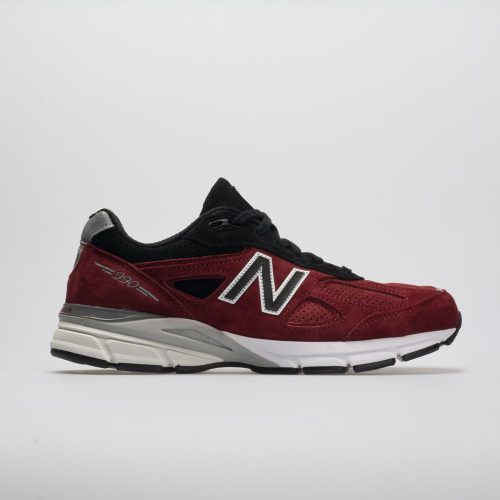 New Balance 990v4: New Balance Men's Running Shoes Mercury Red/Black