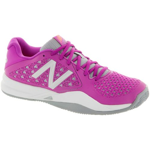 New Balance 996v2: New Balance Women's Tennis Shoes Pink/Gray