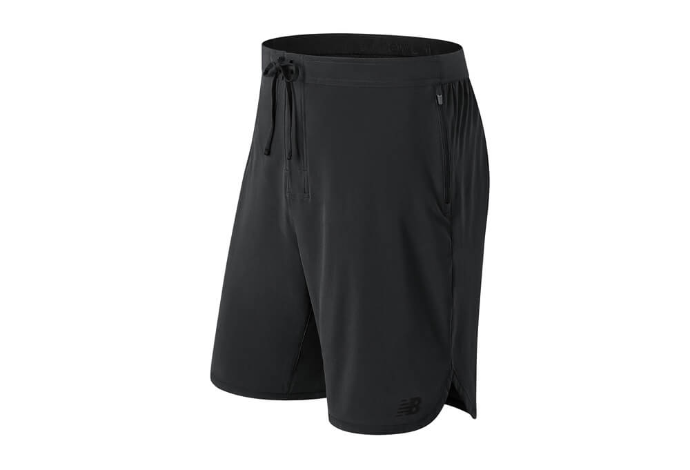 New Balance Energy Short - Men's - black, small