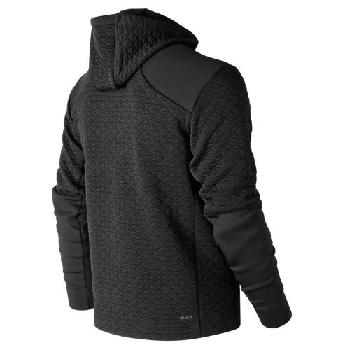 New Balance Heat Loft Full Zip Hoodie: New Balance Men's Running Apparel