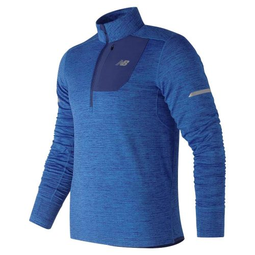 New Balance NB Heat Quarter Zip: New Balance Men's Running Apparel