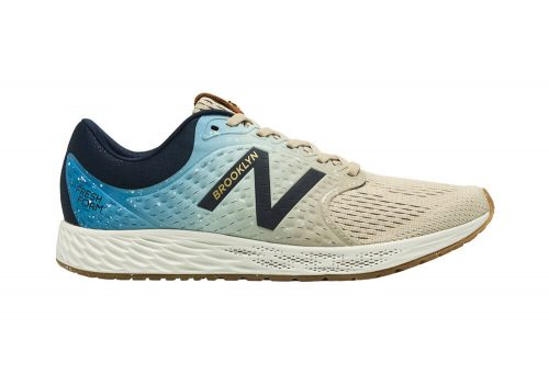 New Balance Zante v4 Shoes - Women's - black/techtonic blue, 9.5
