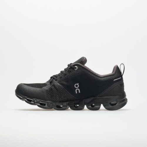 On Cloudflyer Waterproof: On Running Women's Running Shoes Black/Lunar