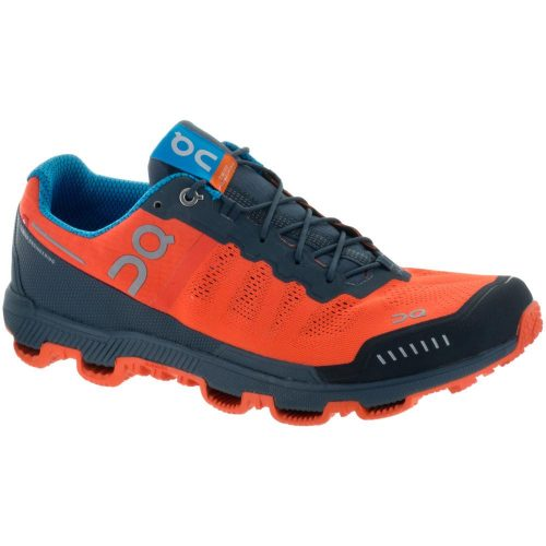 On Cloudventure: On Running Men's Running Shoes Flame/Shadow