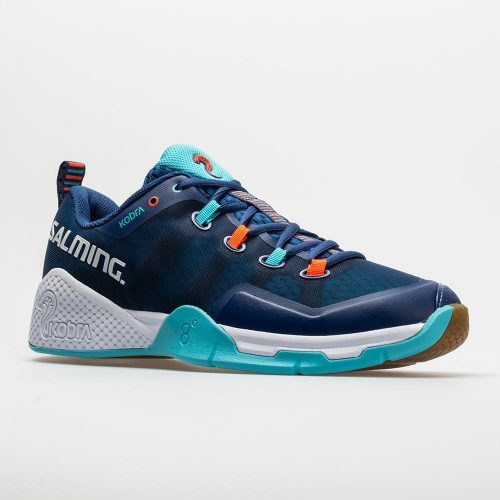 Salming Kobra 2: Salming Men's Indoor, Squash, Racquetball Shoes Limoges Blue/Blue Atol