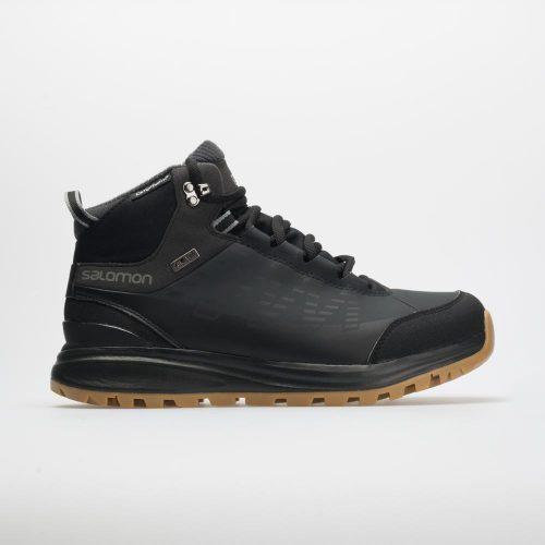 Salomon Kaipo CS WP 2: Salomon Men's Hiking Shoes Black/Phantom/Monument