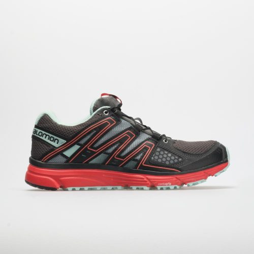 Salomon X-Mission 3: Salomon Women's Running Shoes Magnet/Black/Poppy Red