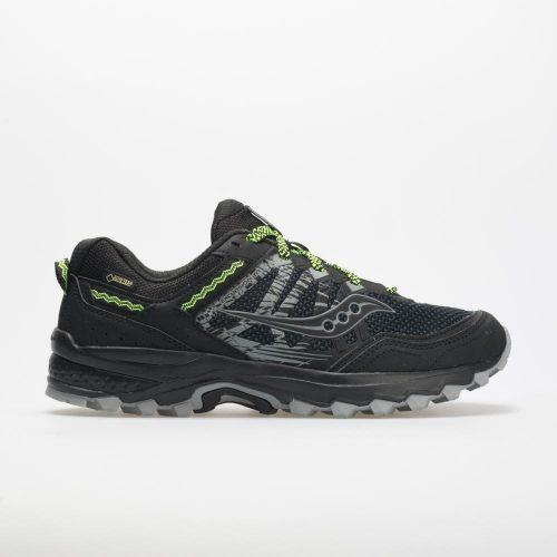 Saucony Excursion TR12 GTX: Saucony Men's Running Shoes Black