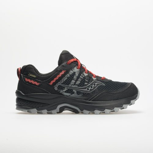 Saucony Excursion TR12 GTX: Saucony Women's Running Shoes Black
