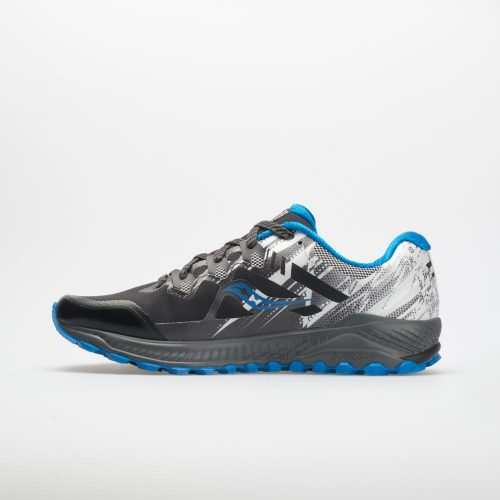 Saucony Peregrine 8 ICE+: Saucony Men's Running Shoes Black/White
