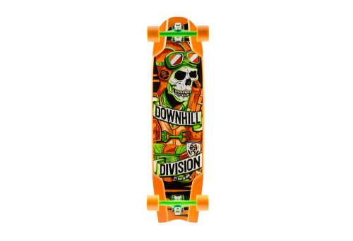 Sector 9 Bomber DHD Complete Longboard - orange, one size
