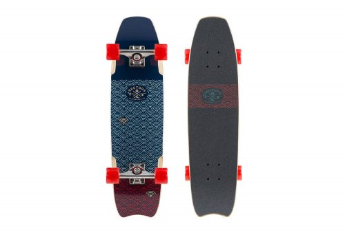 Sector 9 Shark Bite 17 Complete - blue/red, one size