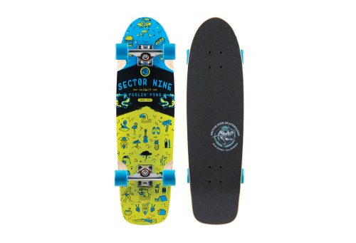 Sector 9 Shindig Complete - green, one size