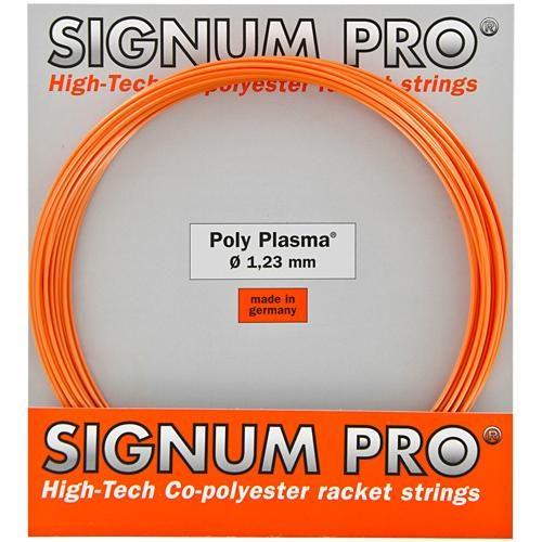 Signum Pro Poly Plasma 17 (1.23): Signum Pro Tennis String Packages