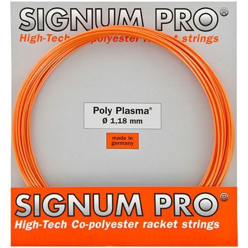 Signum Pro Poly Plasma 18 (1.18): Signum Pro Tennis String Packages