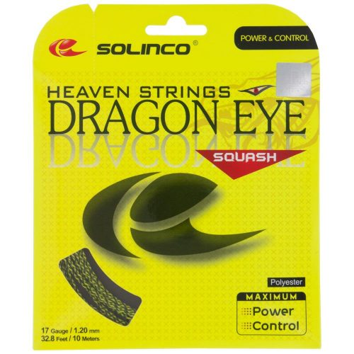 Solinco Dragon Eye 17G 1.20: Solinco Squash String Packages