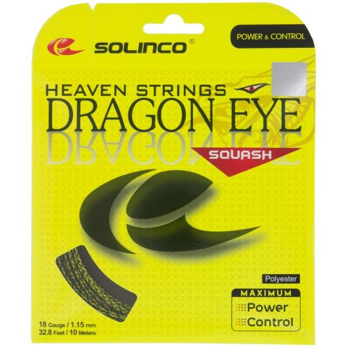 Solinco Dragon Eye 18G 1.15: Solinco Squash String Packages