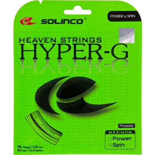 Solinco Hyper-G 16L 1.25: Solinco Tennis String Packages