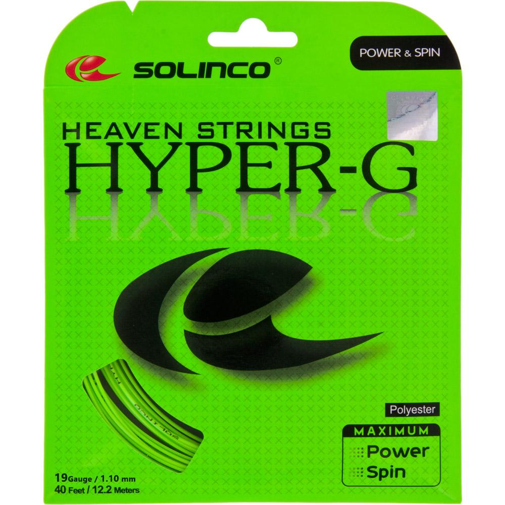 Solinco Hyper-G 19 1.10: Solinco Tennis String Packages
