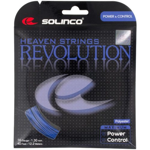 Solinco Revolution 16 1.30: Solinco Tennis String Packages