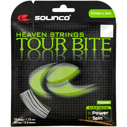 Solinco Tour Bite 18 1.15: Solinco Tennis String Packages