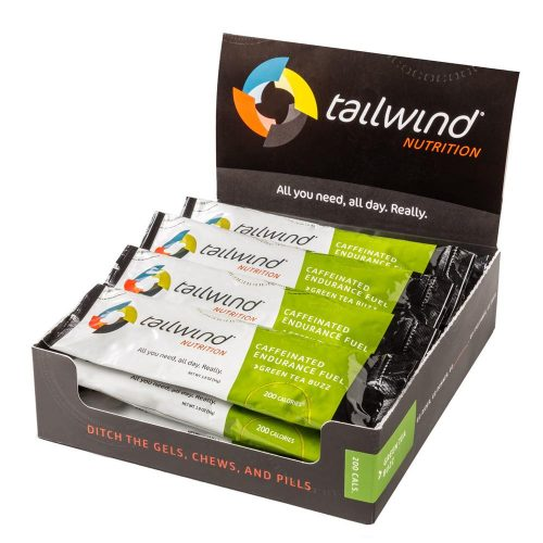 Tailwind Caffeinated Endurance Fuel 12-Pack: Tailwind Nutrition Nutrition