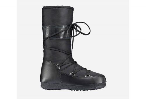 Tecncia Soft Shade WE Moon Boots - Unisex - black, eu 36