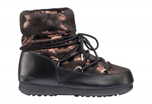 Tecnica Camu Low Moon Boots - Unisex - black/bronze, eu 36