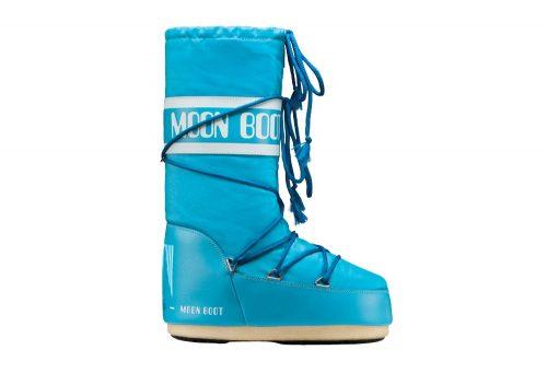 Tecnica Classic Nylon Moon Boots - Unisex - turquoise, 42/44