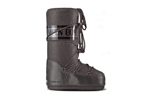 Tecnica Delux Moon Boot - Womens - black, eu 39/41