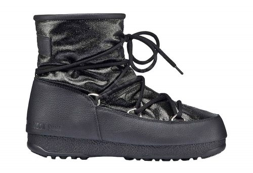 Tecnica Low Glitter Moon Boots - Women's - black, eu 36