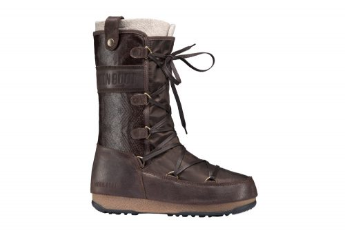 Tecnica Monaco Mix WE Moon Boots - Women's - dark brown, eu 38
