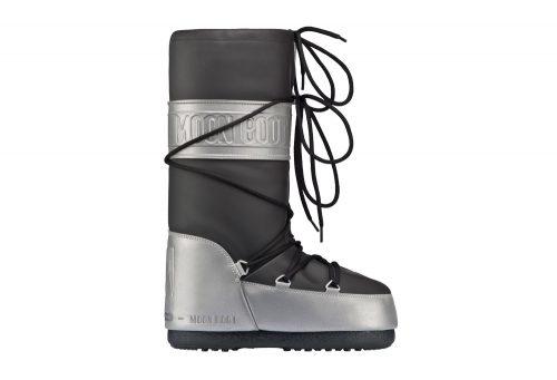 Tecnica Reflex Moon Boots - Unisex - silver/black, 39/41