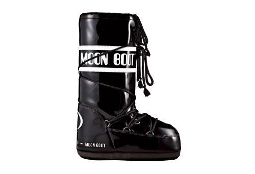 Tecnica Vinyl Moon Boots - Unisex - black/white, 39/41