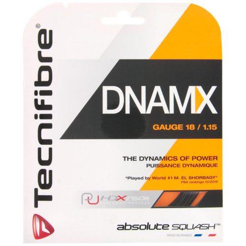 Tecnifibre DNAMX 18 1.15: Tecnifibre Squash String Packages